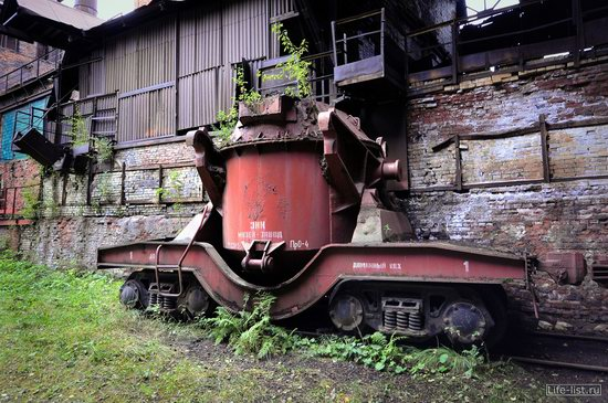 Steel works museum, Nizhny Tagil, Russia photo 23