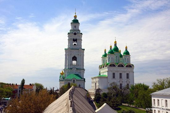 Astrakhan city, Russia Kremlin photo 1