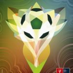 The posters of host cities of FIFA World Cup 2018
