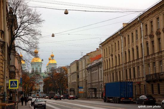 Kolomna district, Saint Petersburg, Russia