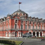 The Petrovsky Palace – a gem of Russian neo-Gothic architecture
