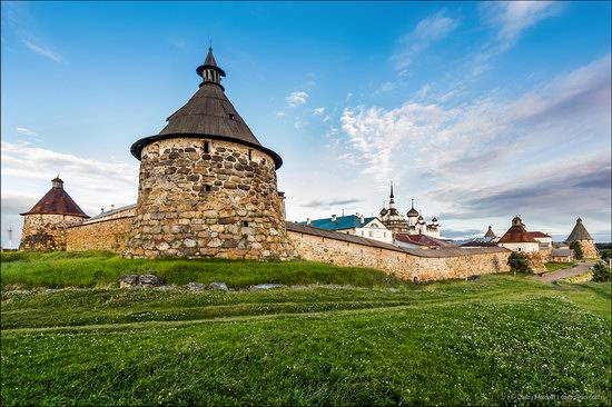 The Solovetsky Islands, Arkhangelsk region, Russia photo 2