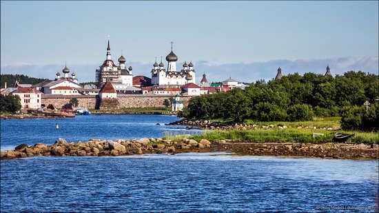 The Solovetsky Islands, Arkhangelsk region, Russia photo 34