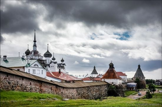 The Solovetsky Islands, Arkhangelsk region, Russia photo 8