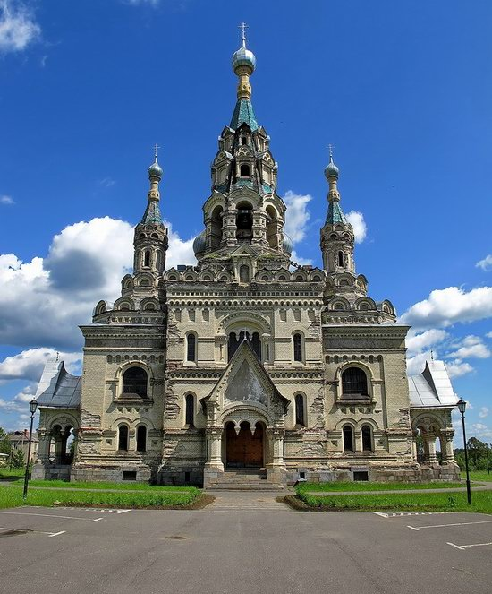 Savior Cathedral, Kukoboy village, Yaroslavl region, Russia photo 5