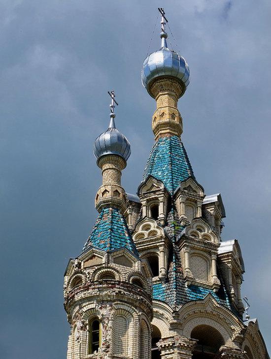 Savior Cathedral, Kukoboy village, Yaroslavl region, Russia photo 8