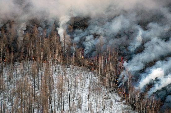 Plosky Tolbachik volcano eruption, Kamchatka, Russia photo 2