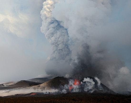 Plosky Tolbachik volcano eruption, Kamchatka, Russia photo 4