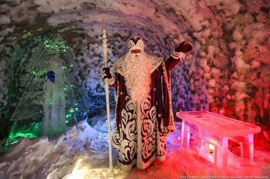 "Tourist center ""Kingdom of Permafrost"", Yakutsk, Russia photo 3"