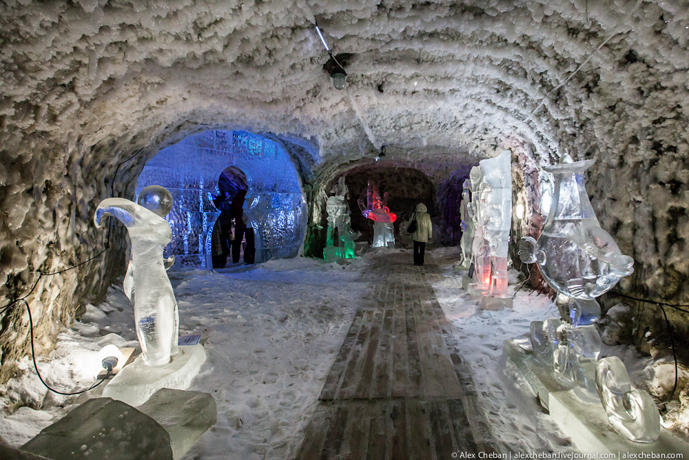 Tourist Center The Kingdom Of Permafrost 183 Russia Travel