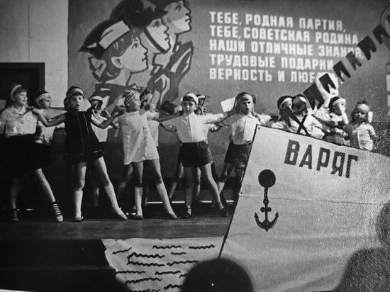 The pioneer camps, the USSR, 1960-1970, photo 10
