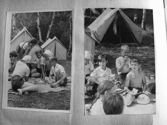 The pioneer camps, the USSR, 1960-1970, photo 15