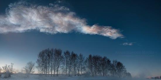 Chelyabinsk meteorite explosion, Russia photo 10