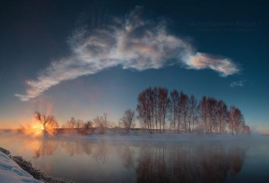 Chelyabinsk meteorite explosion, Russia photo 11