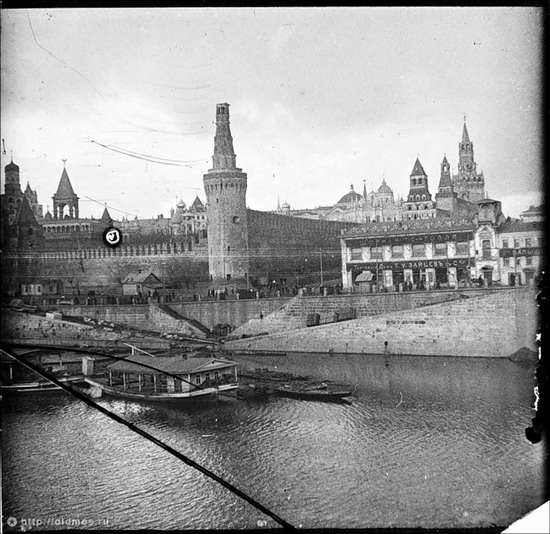 Moscow destroyed by the Bolsheviks, autumn 1917, photo 10