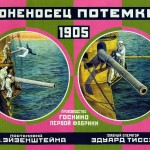 Soviet movie posters in 1920ies
