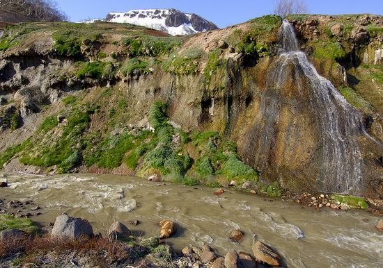 The Valley of Geysers colors, Kamchatka, Russia photo 14