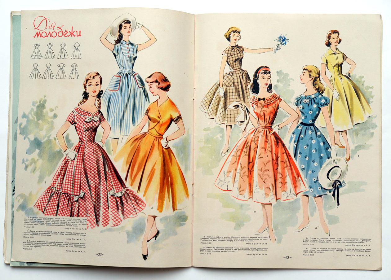 Russian Paintings Of Women Women's fashion in t...