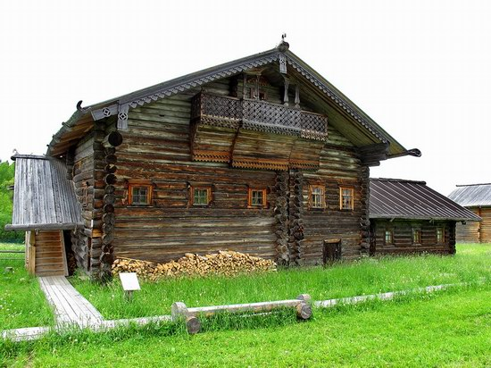Architectural and Ethnographic Museum Semyonkovo, Vologda, Russia photo 1