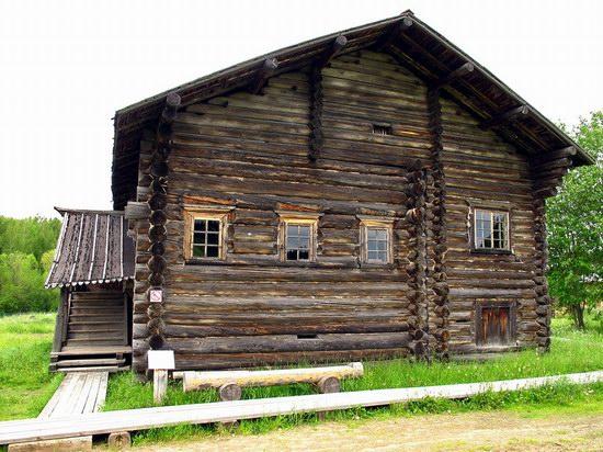 Architectural and Ethnographic Museum Semyonkovo, Vologda, Russia photo 11