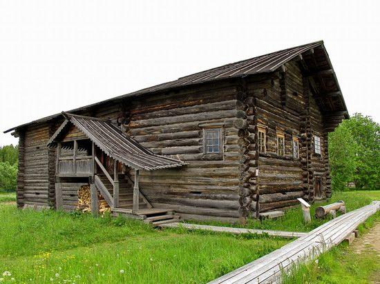 Architectural and Ethnographic Museum Semyonkovo, Vologda, Russia photo 12