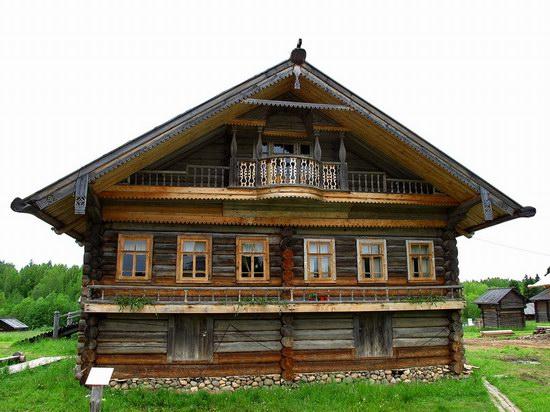 Architectural and Ethnographic Museum Semyonkovo, Vologda, Russia photo 13