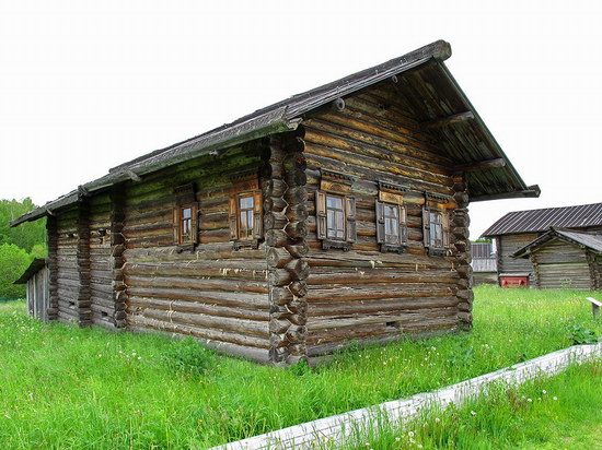 Architectural and Ethnographic Museum Semyonkovo, Vologda, Russia photo 14