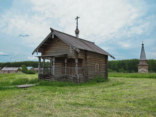 Architectural and Ethnographic Museum Semyonkovo, Vologda, Russia photo 18