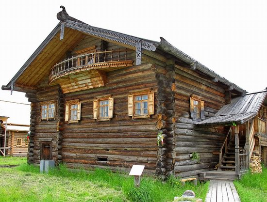 Architectural and Ethnographic Museum Semyonkovo, Vologda, Russia photo 3