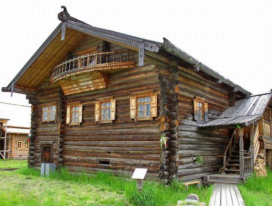Architectural and Ethnographic Museum Semyonkovo, Vologda, Russia photo 3