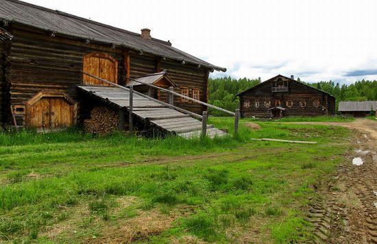 Architectural and Ethnographic Museum Semyonkovo, Vologda, Russia photo 4