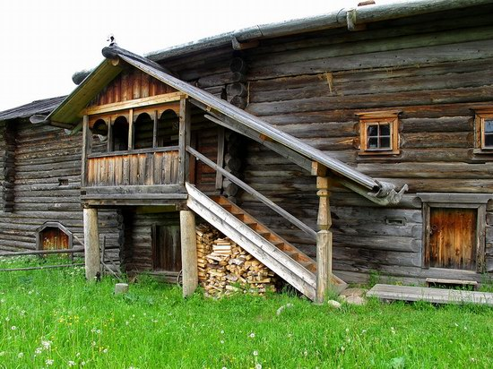 Architectural and Ethnographic Museum Semyonkovo, Vologda, Russia photo 7