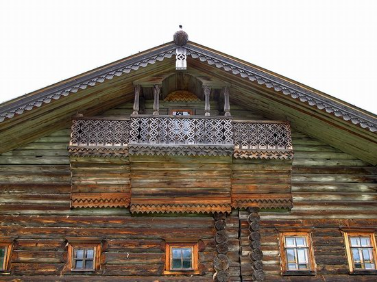 Architectural and Ethnographic Museum Semyonkovo, Vologda, Russia photo 8