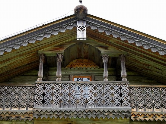 Architectural and Ethnographic Museum Semyonkovo, Vologda, Russia photo 9