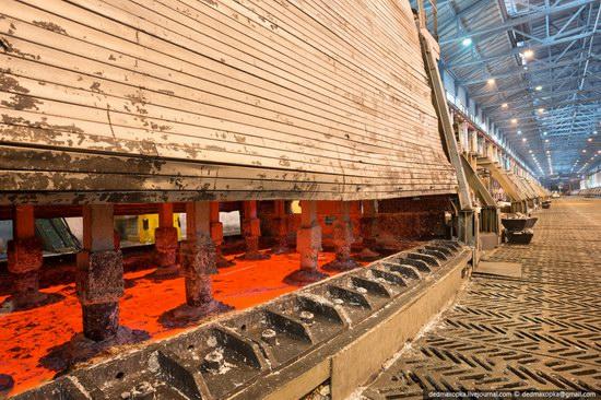 Krasnoyarsk aluminum plant, RUSAL, Russia photo 11