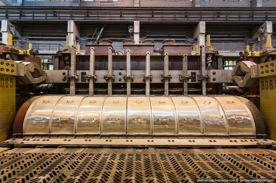 Krasnoyarsk aluminum plant, RUSAL, Russia photo 14