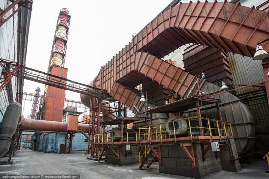 Krasnoyarsk aluminum plant, RUSAL, Russia photo 15