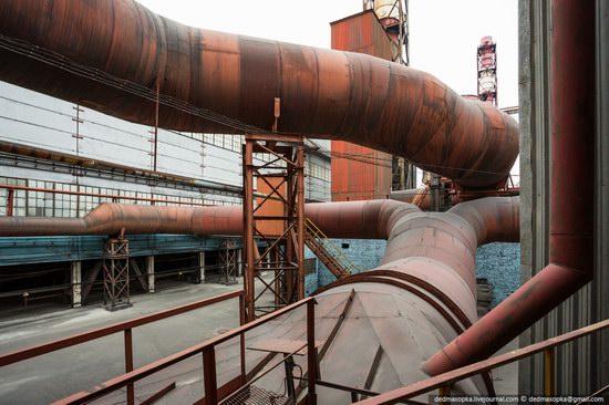 Krasnoyarsk aluminum plant, RUSAL, Russia photo 17