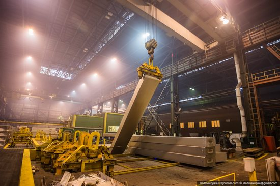 Krasnoyarsk aluminum plant, RUSAL, Russia photo 18