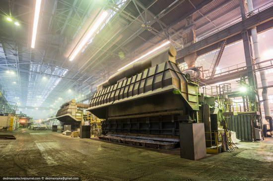 Krasnoyarsk aluminum plant, RUSAL, Russia photo 19