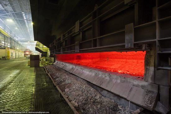Krasnoyarsk aluminum plant, RUSAL, Russia photo 20