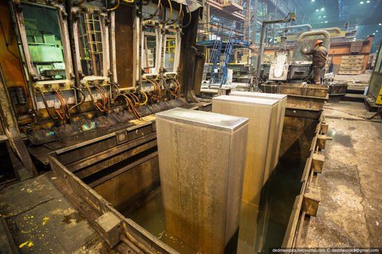 Krasnoyarsk aluminum plant, RUSAL, Russia photo 22