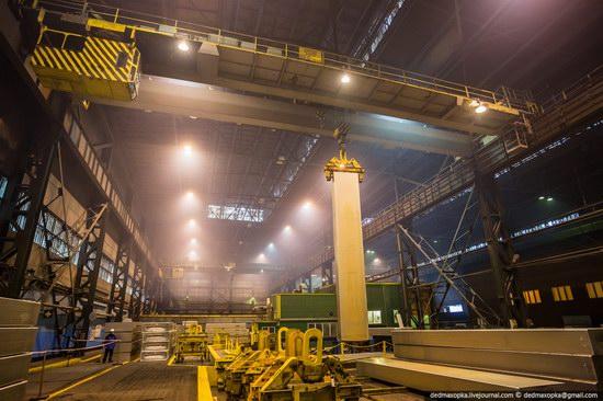Krasnoyarsk aluminum plant, RUSAL, Russia photo 23