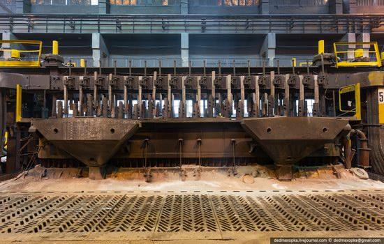 Krasnoyarsk aluminum plant, RUSAL, Russia photo 6