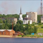 Cherepovets city page was added