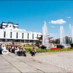 Kyzyl city page was added