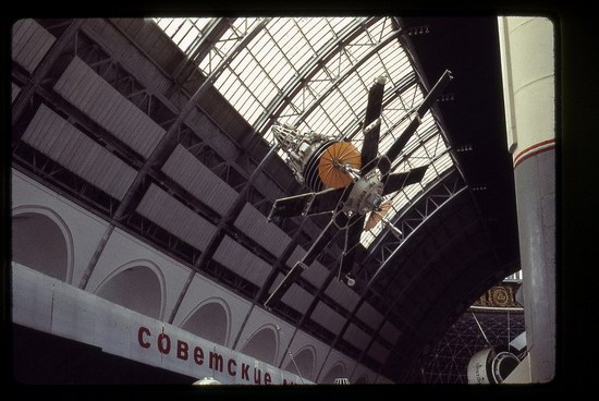 Pavilion Space - Exhibition of Soviet Achievements, Moscow, Russia photo 10