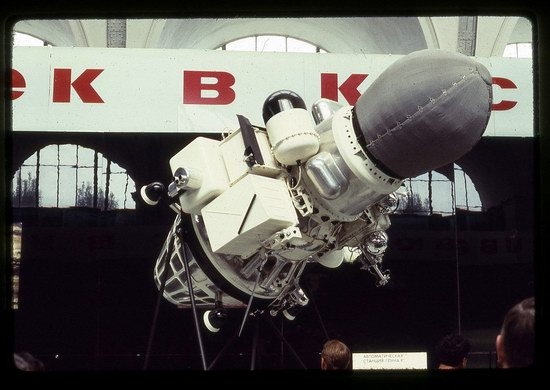Pavilion Space - Exhibition of Soviet Achievements, Moscow, Russia photo 11