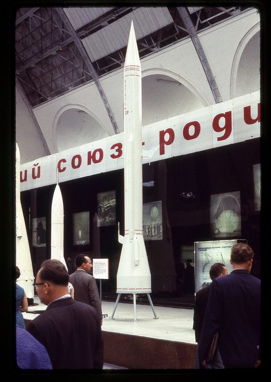 Pavilion Space - Exhibition of Soviet Achievements, Moscow, Russia photo 12