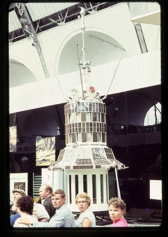 Pavilion Space - Exhibition of Soviet Achievements, Moscow, Russia photo 14